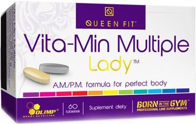 Витамины для женщин Vita-Min Multiple Lady от Olimp