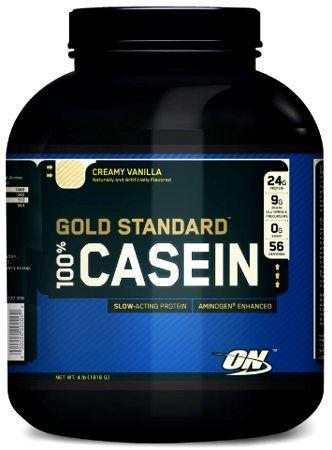 100% Casein Gold Standard от Optimum Nutrition 1818 г