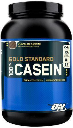 Казеин 100% Casein Gold Standard 908 г