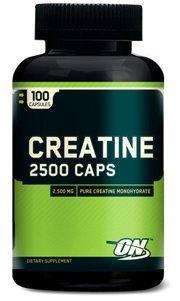 Creatine 2500 100 капсул от Optimum Nutrition
