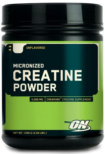 Micronized Creatine Powder от Optimum Nutrition 1200 г