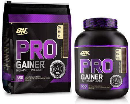 Pro Gainer от Optimum Nutrition - цена: 6 093 руб. — купить гейнер ...