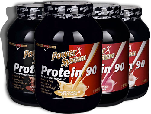 Protein 90 Power System