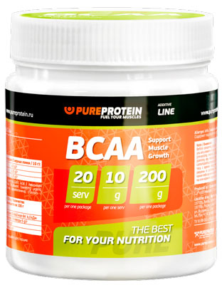 BCAA Additive Line от PureProtein