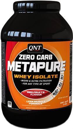 Сывороточный изолят протеина Metapure Zero Carb от QNT