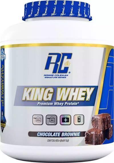 Сывороточный протеин King Whey от Ronnie Coleman