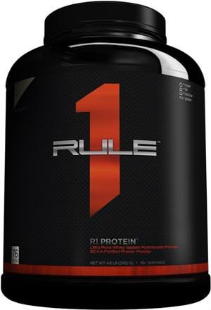 Сывороточный протеин R1 Protein от Rule 1