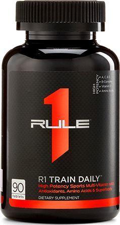 Витамины R1 Train Daily от Rule1