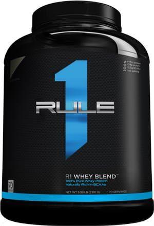 Сывороточный протеин R1 Whey Blend от Rule 1