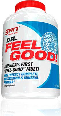 Витамины Dr. Feel Good от SAN