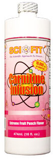 SciFit Carnitine Infusion