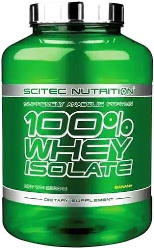 Сывороточный изолят 100% Whey Isolate от Scitec Nutrition