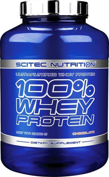 Сывороточный протеин 100% Whey Protein от Scitec Nutrition