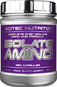 Аминокислоты Isolate Amino от Scitec Nutrition