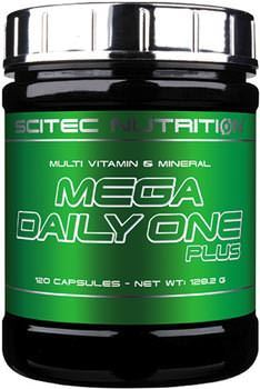Витамины Mega Daily One Plus от Scitec Nutrition