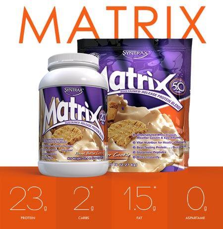Протеин Syntrax Matrix