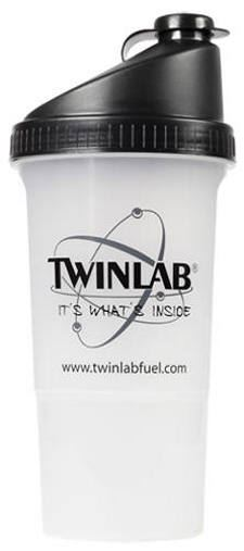 Шейкер Twinlab Fuel Shaker Bottle 700 мл