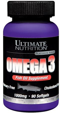 Ultimate Nutrition Omega-3 180