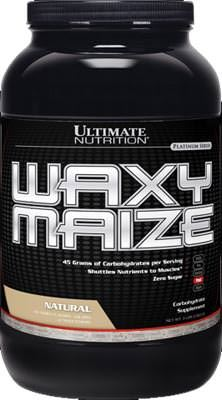 Углеводы Waxy Maize от Ultimate Nutrition
