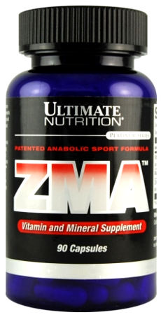 ZMA от Ultimate Nutrition