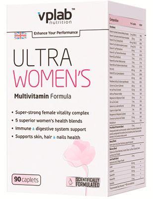 Витамины для женщин Vplab Ultra Women's