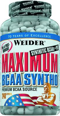 Maximum BCAA Syntho от Weider