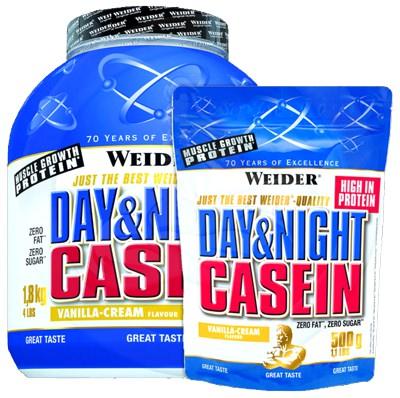 Казеин Day Night Casein от Weider