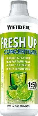 Fresh Up Concentrate от Weider