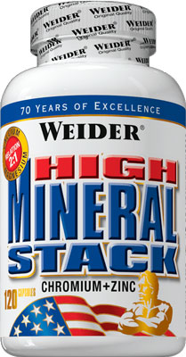 High Mineral Stack от Weider