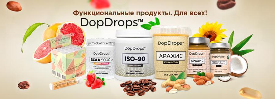 Спортивное питание DopDrops